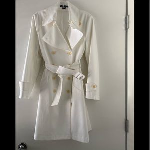 THEORY Alexia Trench Coat NWOT SZ L
